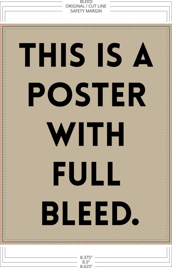 Bleed Diagram